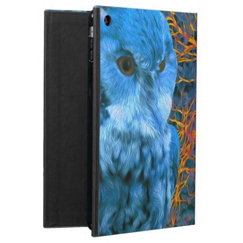 Spooky Watchful Owl iPad Air Case