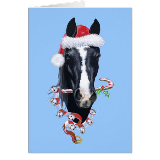 Spooky's Christmas Greeting Card