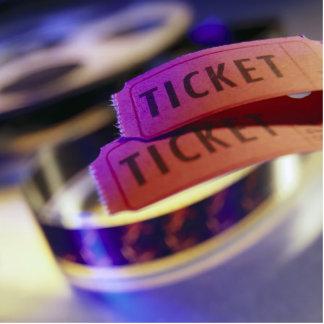 Spool of Tickets Cutout