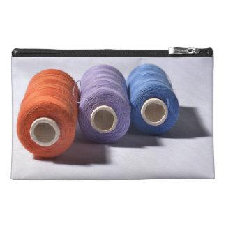 Spools of Thread Travel Accessory Bag