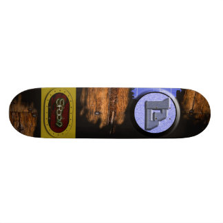 Spoon 13 skateboard deck