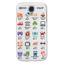 spoon counter samsung galaxy s4 case