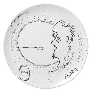 Spoon of Bull Plate