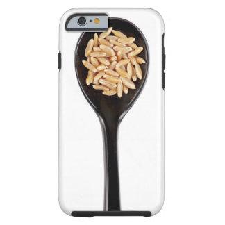 spoon of Kamut wheat grains Tough iPhone 6 Case