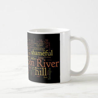 Spoon River Anthology mug - dark colors