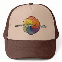 Spoonalism Color Trucker Hat