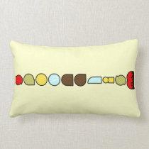 Spoonalism Lumbar Pillow