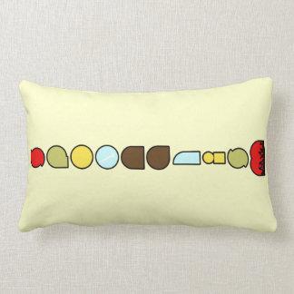 Spoonalism Throw Pillow