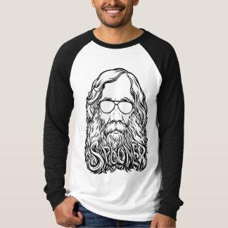 Spooner sombrea la camiseta remera