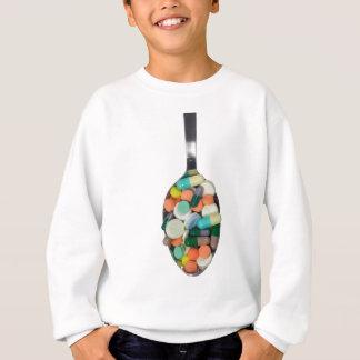 Spoonful of pills sweatshirt