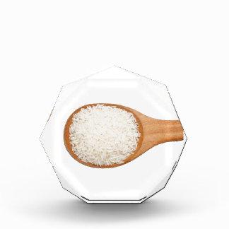 Spoonful of Thai fragrant jasmine rice Award