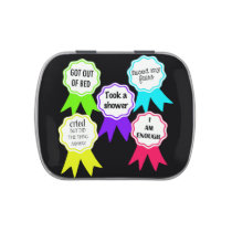 Spoonie Awards - Pill Container Jelly Belly Tin