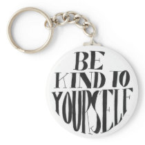 Spoonie-Be Kind to Yourself keyring-ChronicIllness Keychain