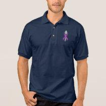 Spoonie Life: Cure Fibromyalgia! Polo Shirt