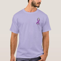 Spoonie Life: Cure Fibromyalgia! T-Shirt