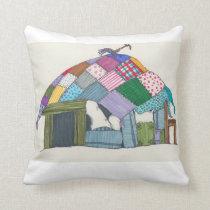 Spoonie-Pillow Fort Pillow-Chronic Illness/Spoonie Throw Pillow