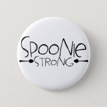 Spoonie Strong Pin
