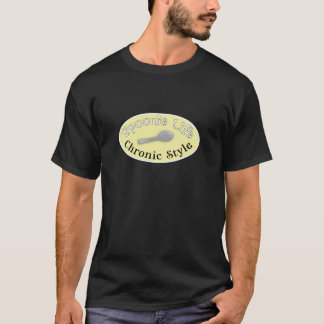 Spoonie Style - Soft Yellow (Dark Colors) T-Shirt