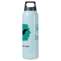 Spoonie Warrior (clear) 0.5L Hot & Cold Bottle