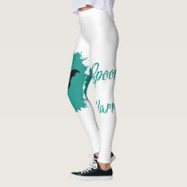 Spoonie Warrior (clear logo) Women's Leggings
