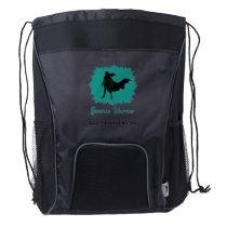 Spoonie Warrior Drawstring Backpack