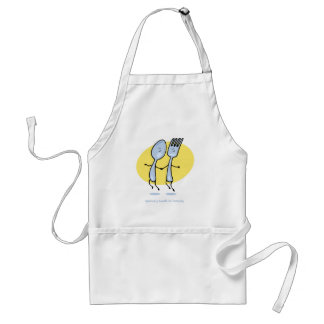 Spooning Leads to Forking Apron