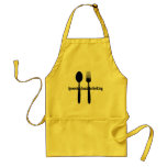 Spooning Leads To Forking Aprons