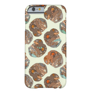spooning squirrels barely there iPhone 6 case
