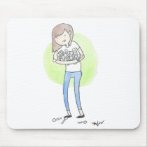 SPOONS - Chronic Illness Mouse Pad