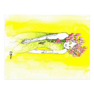 Spore Dressed Postcard