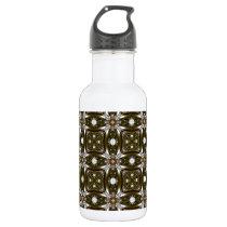 Spore Pattern Water Bottle