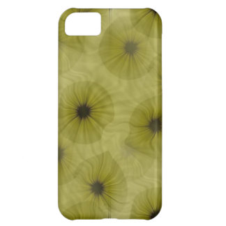 Spores Abstract Cover For iPhone 5C