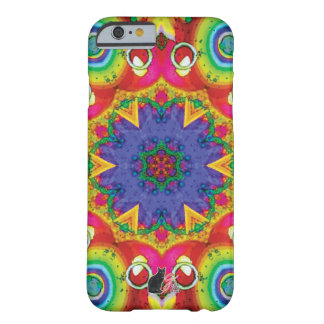 Spores Kaleidoscope iPhone Case Barely There iPhone 6 Case