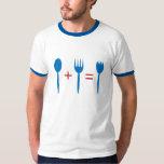 Spork Math T-Shirt