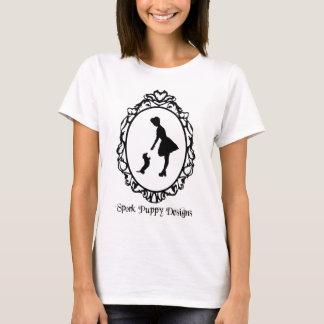 Spork Puppy Designs Logo T-Shirt