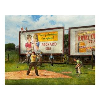 Sport - Baseball - America's past time 1943 Flyer