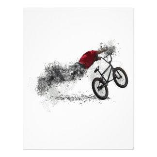 Sport Bike Hobby Letterhead