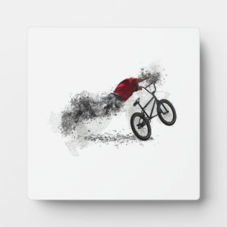 Sport Bike Hobby Plaque