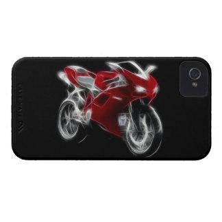 Sport Bike Racing Motorcycle iPhone 4 Covers