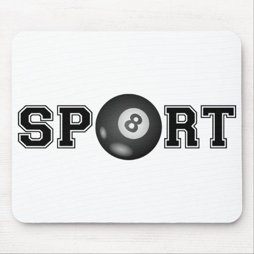 Sport (Billiard) Mousepads