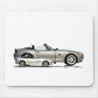 Sport Car Design Mouse Pad