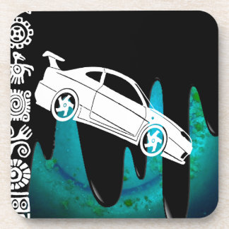 SPORT CAR PRODUCTS COASTERS
