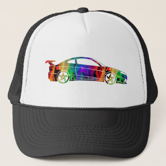 SPORT CAR PRODUCTS TRUCKER HAT