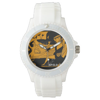 sport clock Apolo and Dafne Watches