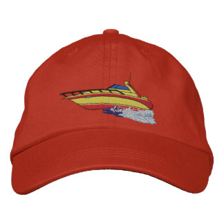 Sport Cruiser Embroidered Baseball Hat