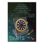 "Sport Darts - Invitation 5"" X 7"" Invitation Card"