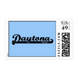 Sport Daytona Postage Stamps