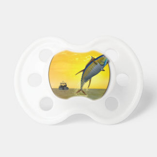 Sport Fishing at Dawn Pacifier
