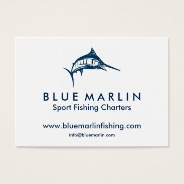 Professional Business Sport Fishing Business Card