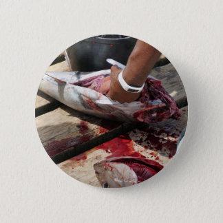 sport fishing button
